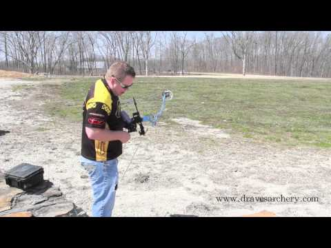 Alpine Mako: Top Of The Line Bowfishing Set Up & How To Sight In OMP Laser Sight