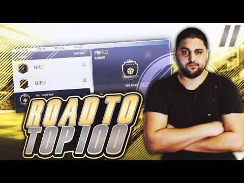 ΨΥΧΡΑΙΜΟ WEEKEND LEAGUE...ELITE?!FIFA 18 Road To Top 100[11]