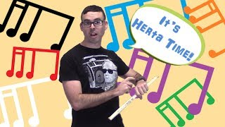 """""""Herta Time"""" Learn the Beats (My Hertas snare solo)"""