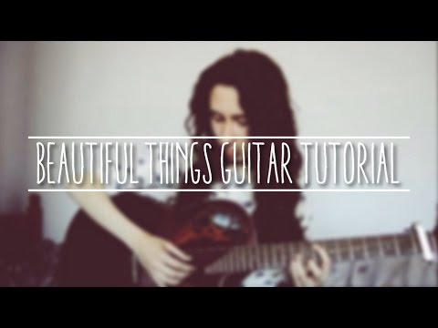 Beautiful Things- Tori Kelly Guitar Tutorial