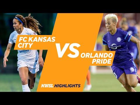 FC Kansas City vs Orlando Pride: Highlights - May 28