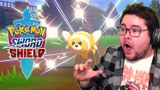 FULL ODDS SHINY! My First EVER Shiny in Pokémon Sword & Shield!