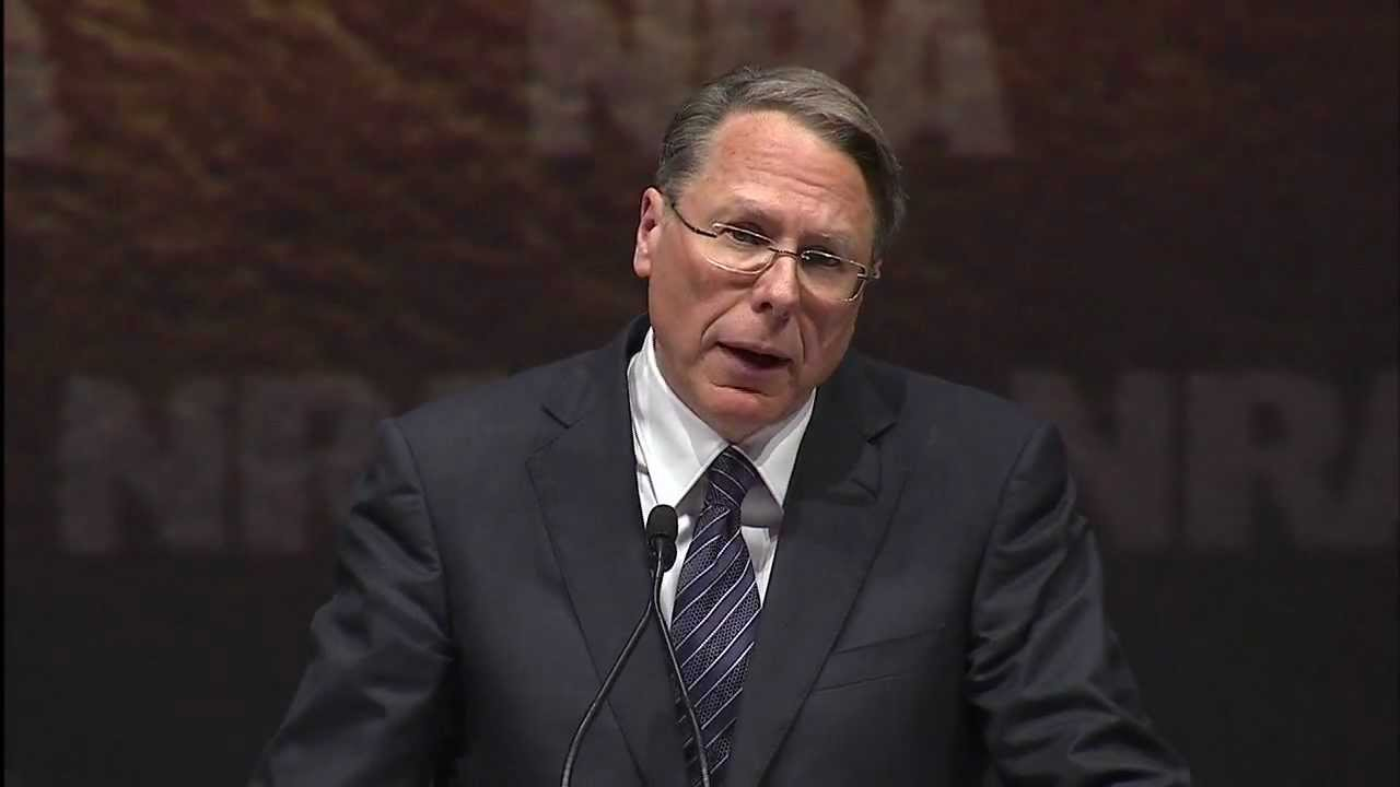 Wayne lapierre is an asshole female nude