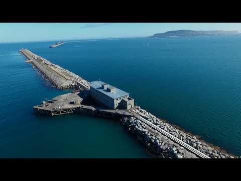 Torpedo Factory Torpedo Pier Weymouth 4K