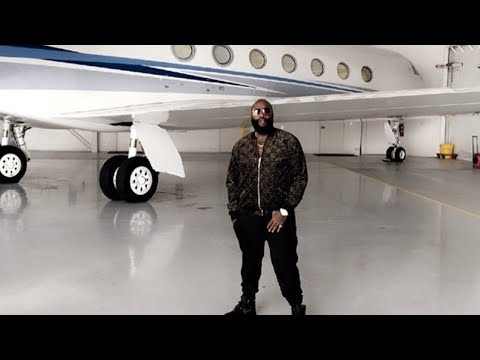 Rick Ross Buys Private Jet