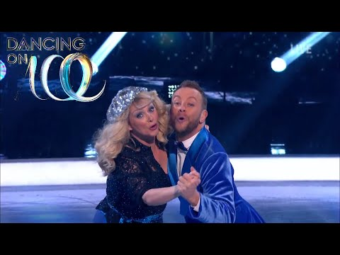 Cheryl Baker Proves She's a 'Dancing Queen' With Daniel Whiston! | Dancing On Ice 2018