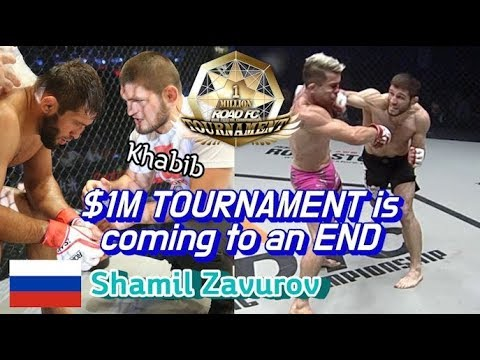 $1M TOURNAMENT 'ROAD TO A-SOL' - SHAMIL ZAVUROV 샤밀 자브로프