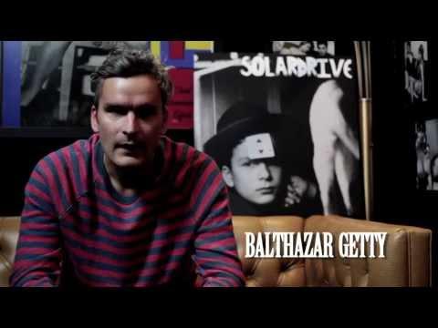 Balthazar Getty Interview Album on iTunes