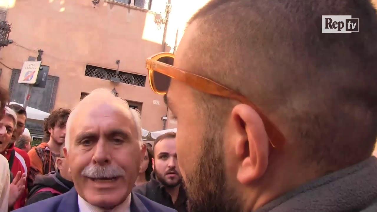 L'allerta di Pappalardo: c'è una polizia politica che ci spia e ci infiltra