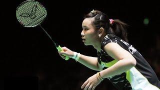2017 Tai Tzu Ying vs Lyanny MAINAKY Malaysia Open R1 戴資穎 v 邁納基 馬來西亞羽毛球公開賽 预赛1