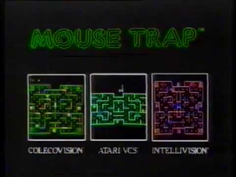 Mouse Trap Video Game Commercial