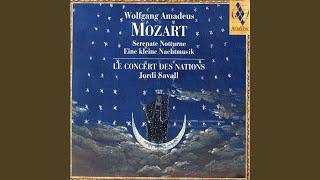Serenade In D, Serenata Notturna KV 239: Menuetto - Trio (Mozart)