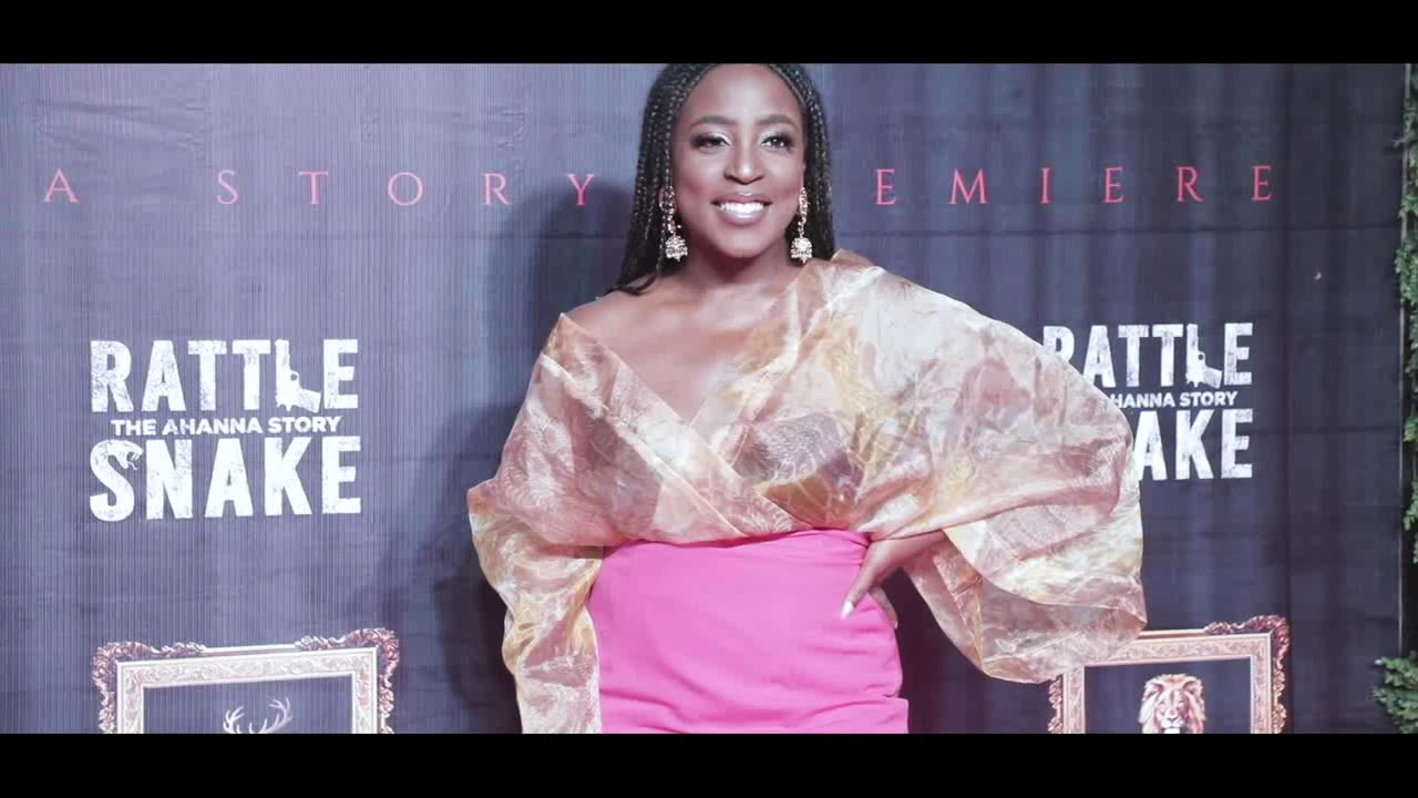 Download ABUJA PREMIERE OF RATTLESNAKE: THE AHANNA STORY