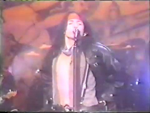 LA GUNS 1990 Sex Action & Ballad of Jayne - Phil Lewis Tracii Guns