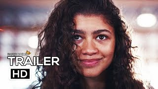 EUPHORIA Official Trailer (2019) Zendaya, Drama Series HD