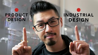 Product Design vs Industrial Design. Whats the Difference?