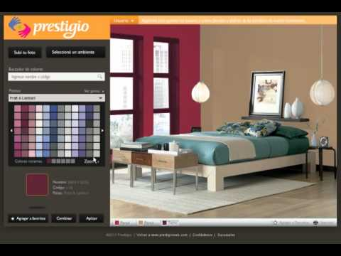 Tutorial decorador virtual youtube - Decoracion pintura interiores ...