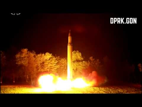 DPRK's ICBM's can now reach mainland of the United States
