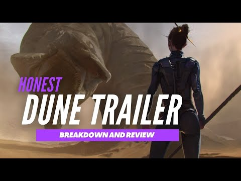 Dune Movie Trailer – Honest Breakdown And Review