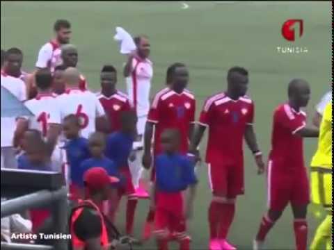 Liberia 1 vs Tunisia 0