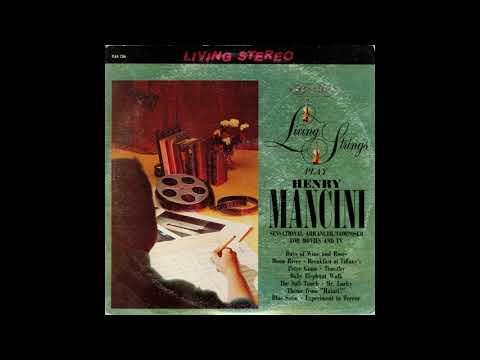 Living Strings - Mr Lucky 1963