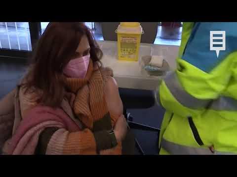 Las comunidades comienzan a recibir este lunes algo más de un millón de vacunas
