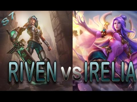 Irelia vs riven