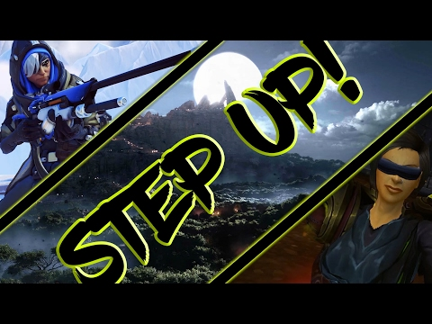 STEP UP :: The Ultimate Music Mix For Gaming