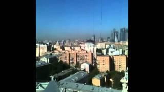 видео Z-Plaza - Бизнес-центр в Москве