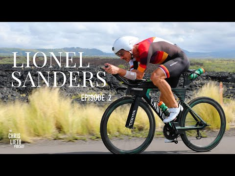 Lionel Sanders on Adversity and Setting No Limits | Chris Lieto Podcast Episode #2