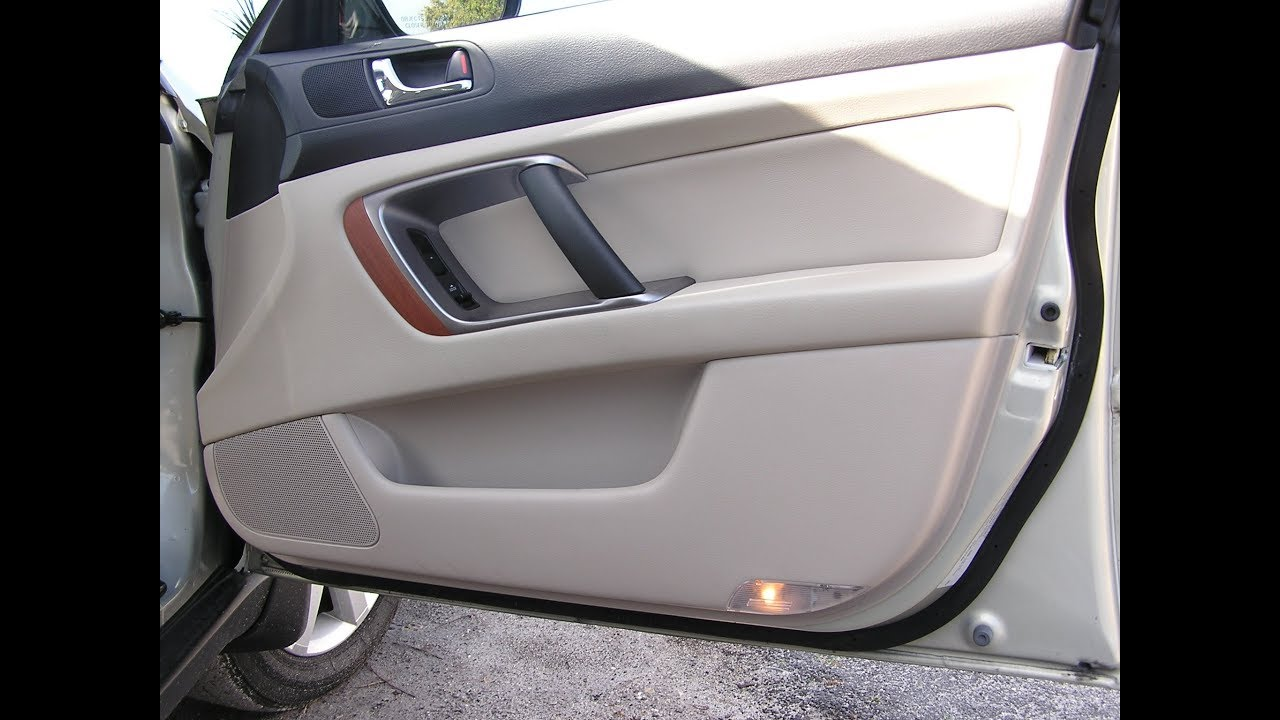 small resolution of subaru outback speaker removal front door