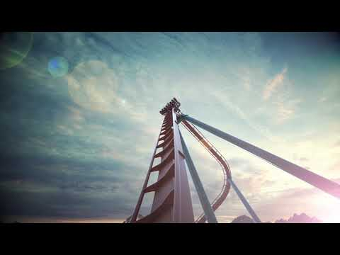 Mack in the Morning - Footage of A New 90 Degree Drop Rollercoaster!