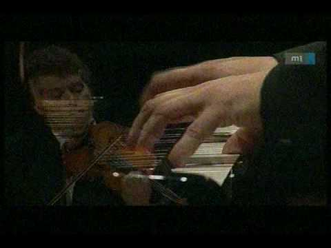 Brahms Sonata for Violin and Piano (I.) Z. Kocsis, B. Kelemen