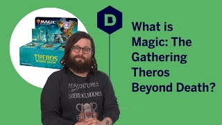 What is Magic: The Gathering Theros Beyond Death? (Sponsored Content)