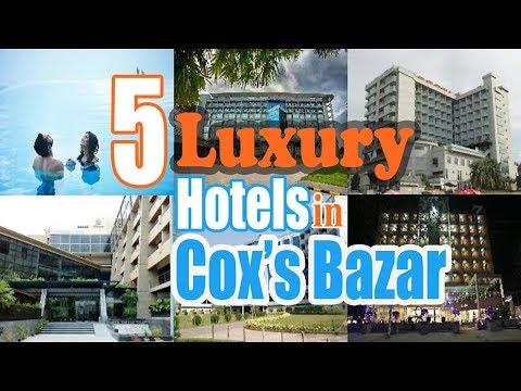 Top 5 Five-Star Hotels in Cox's Bazar (2018)   go COXSBAZAR