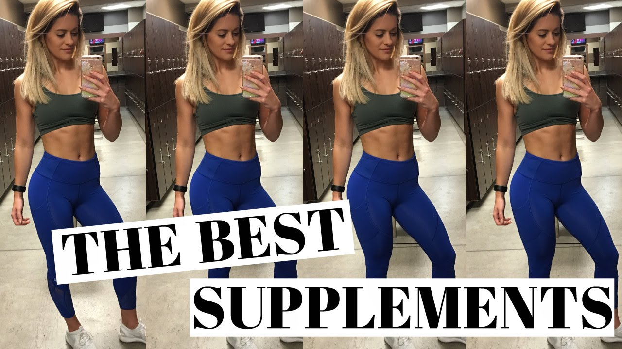 Supplements My Top 3 Must Haves Youtube