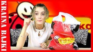 HAUL Zakupowy BIEDRONKA • Lakiery BO-PO & Mineez Gru, Dru i Minionki vs Pull Pops & Magic Kidchen