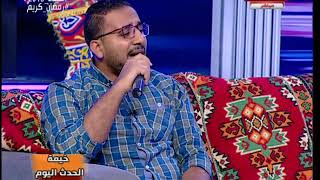 المنشد محمود عبد المجيد ينشد