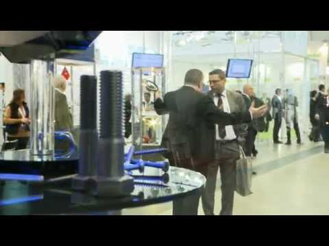 Show Video Fastener - Fair Stuttgart 2013