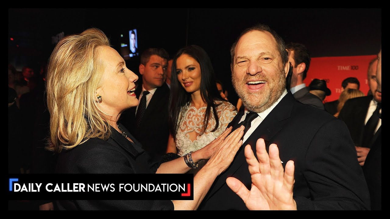 Democrats Have A Big Problem In Harvey Weinstein -DC Shorts