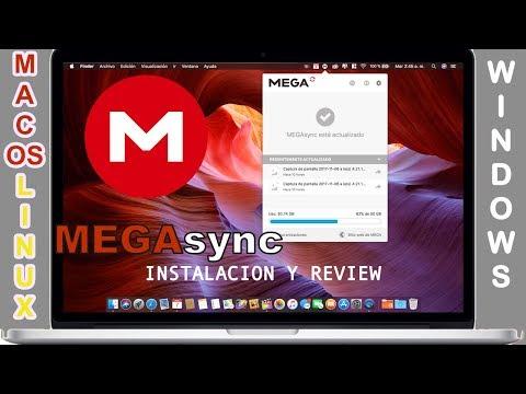 Todo Sobre MegaSync | Instalación Y Review | Recomendable Tenerlo