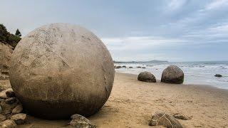 Ogromne sferyczne głazy mogą być pozostałością podawnej cywilizacji technicznej