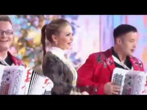 Ой снег снежок - Марина Девятова и Баян Микс