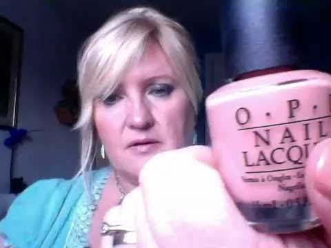 OPI Nail Polish collection review