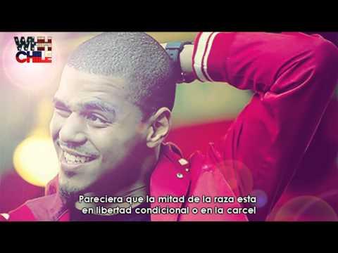 J Cole Crooked Smile (Subtitulada Español) Born Sinner