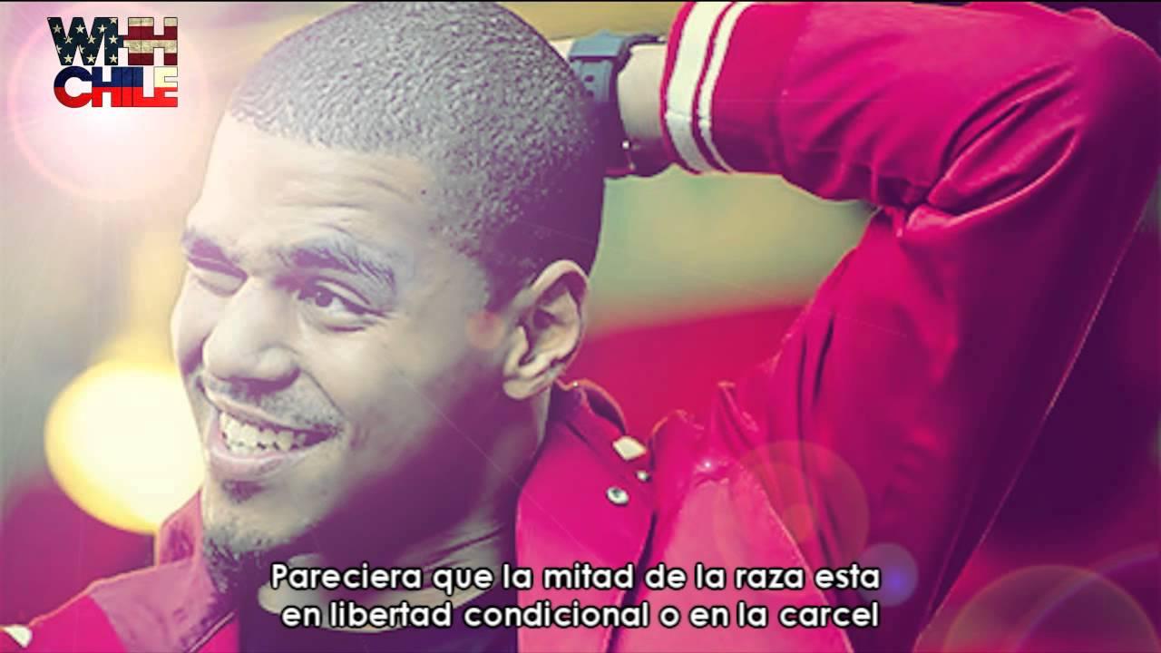 J Cole Crooked Smile (Subtitulada Español) Born Sinner ...