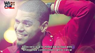 J Cole Crooked Smile (Subtitulada Español) Born Sinner