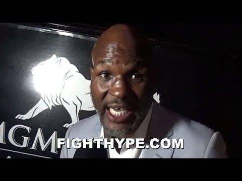 BERNARD HOPKINS RAW AND UNCUT ON GOLOVKIN'S ATTEMPT TO BREAK HIS RECORD; QUESTIONS LEGITIMACY