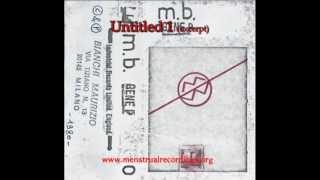 "MAURIZIO BIANCHI / M.B. ""Gene-P"" (excerpt)"