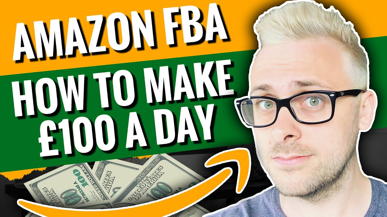 How To Make £100 A Day Selling Used Books on Amazon FBA UK | Beginners  Guide, Very Little Investment